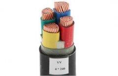 什么是VV电缆?VV电缆如何选型?