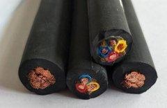 什么是矿用橡套电缆?矿用橡套电缆型号规格和矿用橡套电缆特