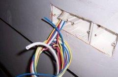 电线如何穿线管?家装电线一根线管能穿几根电线及线管直径标
