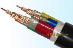 6/6KV电缆和6/10KV电缆的区别是什么?高压6/10KV电缆载流量表