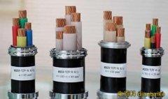 电缆型号解释以及电缆线规格型号一览表