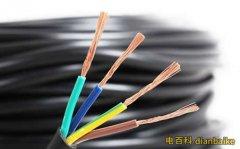 电缆型号有哪些?详解电缆型号字母组成含义?